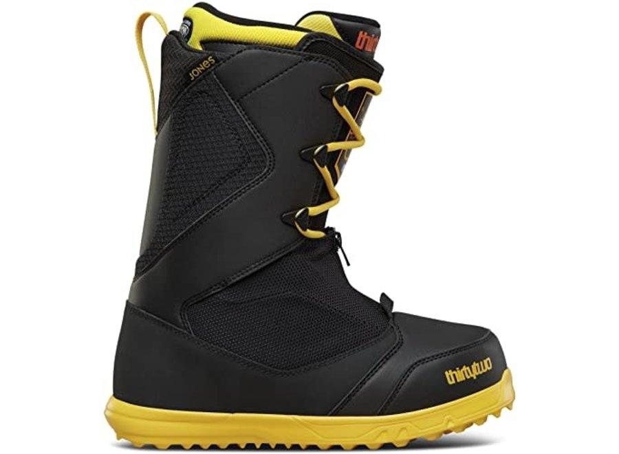 ThirtyTwo Zephyr Jones Snowboard Boot 17/18 Black/Yellow 9 Clearance