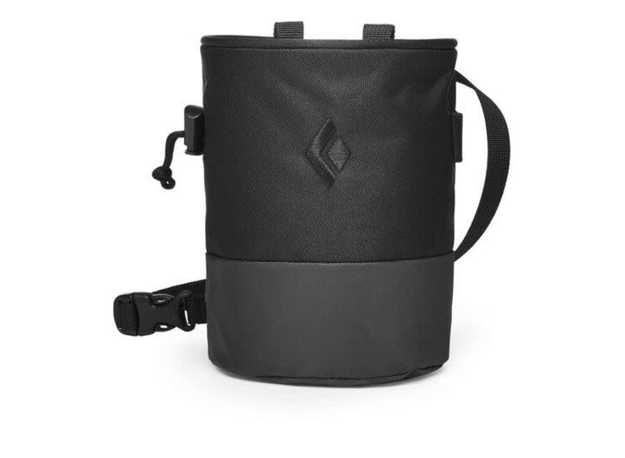 Black Diamond Mojo Zip Chalkbag SM Black