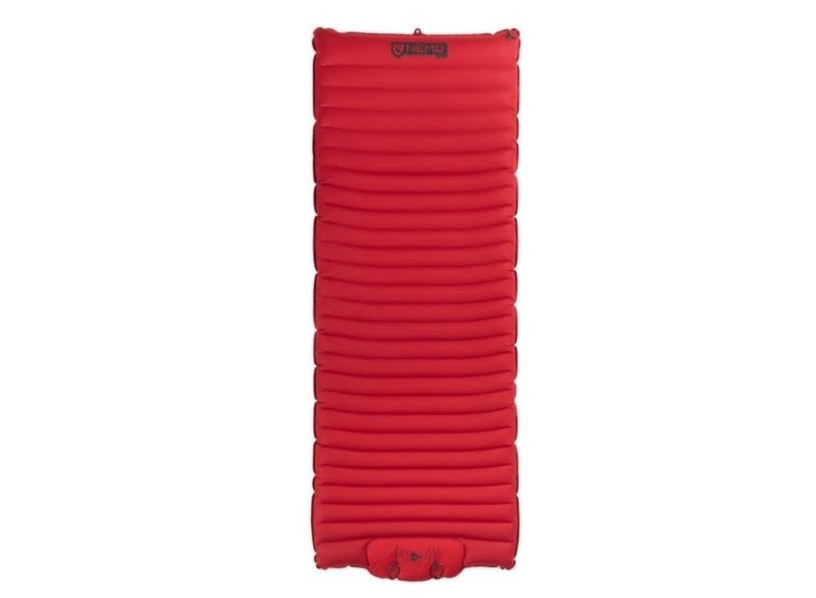 NEMO Equipment Cosmo 3D Insulated Sleeping Pad XI Wide Clearance