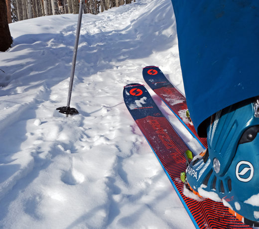 Men's Alpine Touring Boots