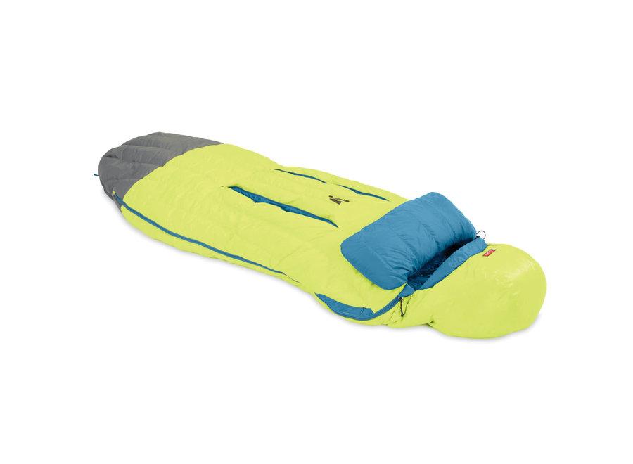NEMO Equipment Disco 30F Down Sleeping Bag Long Clearance