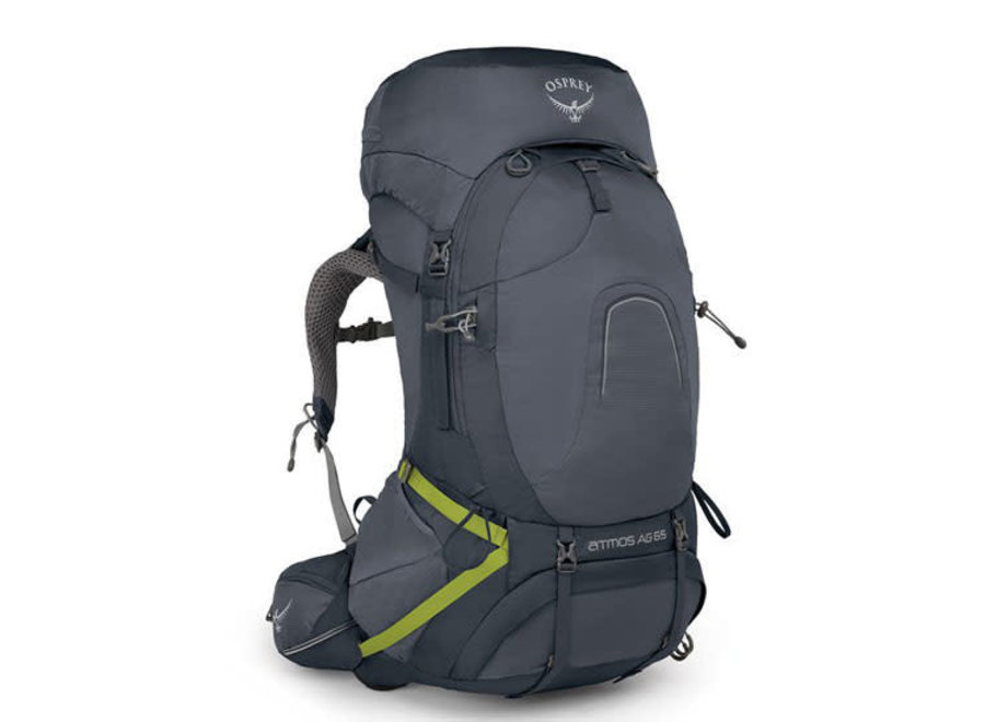 Osprey Atmos AG 65 Backpack Abyss Grey Large