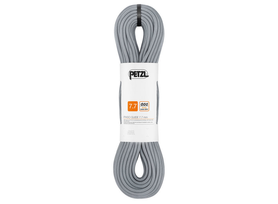 Petzl Paso Guide Dry Rope 7.7mm