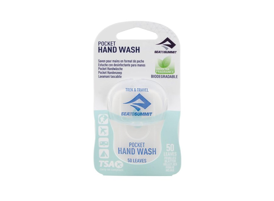 Sea To Summit Handwash Trek And Travel Pocket Soap Clearance