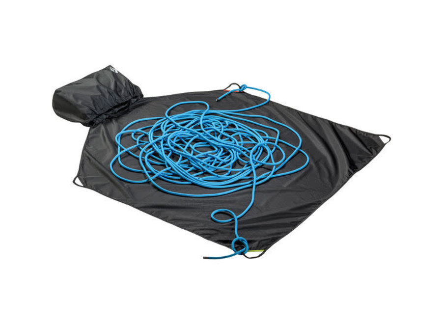 Black Diamond Full Rope Burrito Rope Bag Black