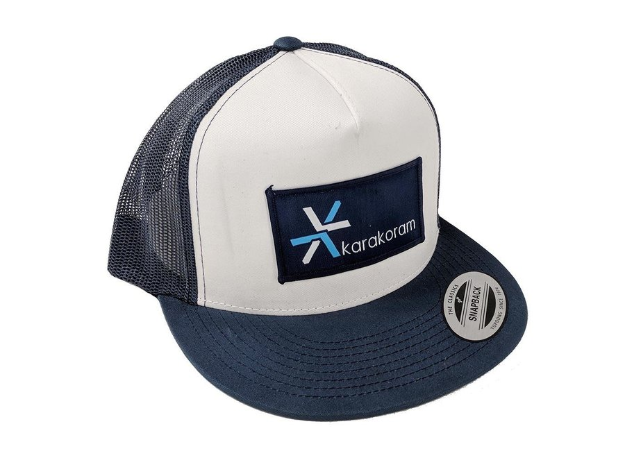 Karakoram Patch Trucker Hat