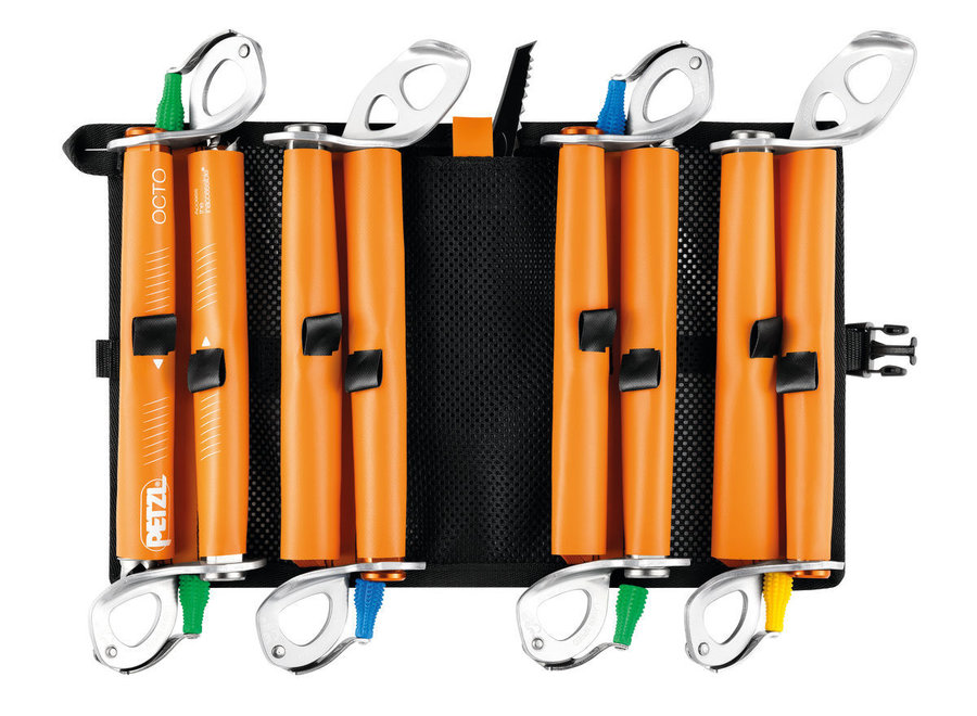 Petzl Octo Ice Screw Storage