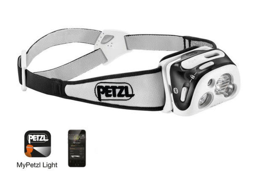 Petzl Reactik+ Bluetooth Headlamp