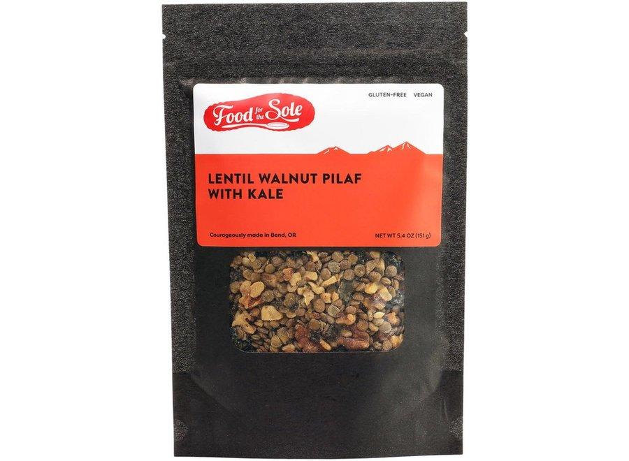 Food For The Sole Lentil Walnut Pilaf With Kale 5.4Oz