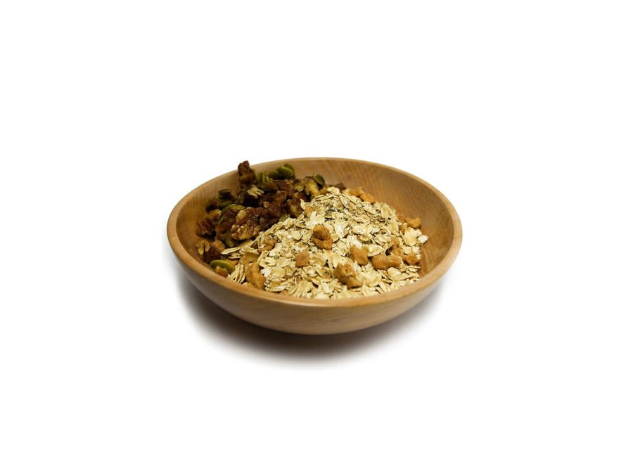 Food For The Sole Pumpkin Apple Pecan Oats 3.4Oz