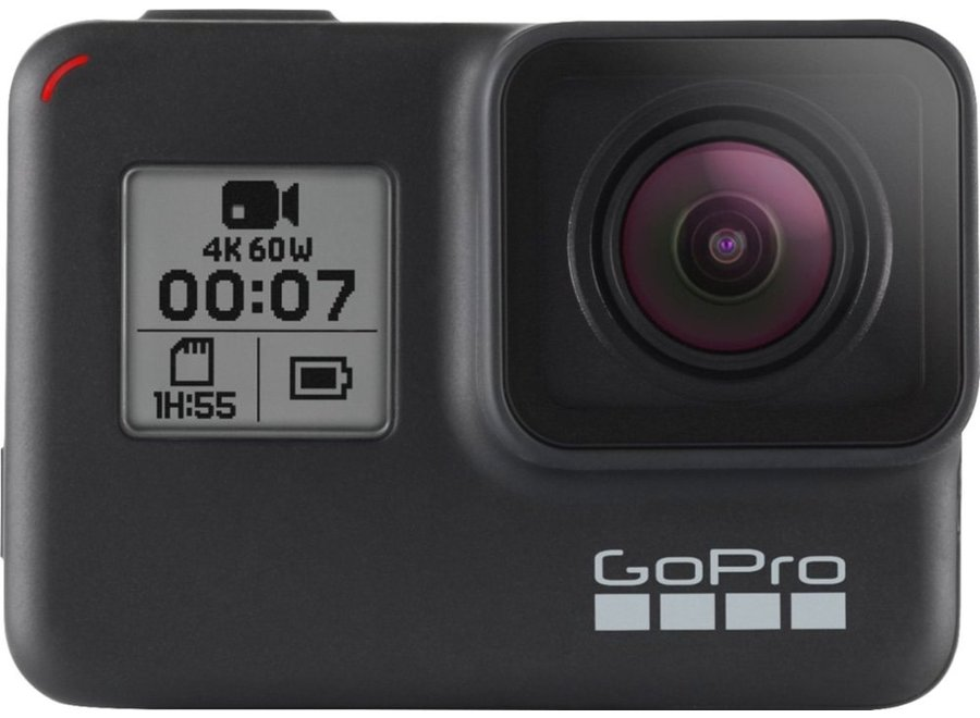 GoPro Hero 7 Black W/ SD Card