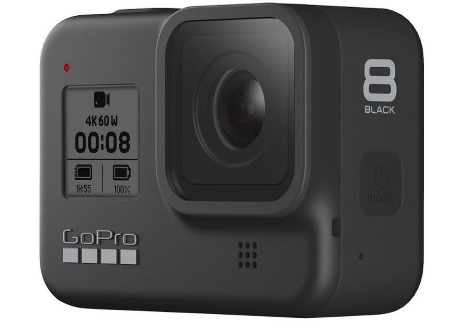GoPro Hero 8 Black W/ SD Card