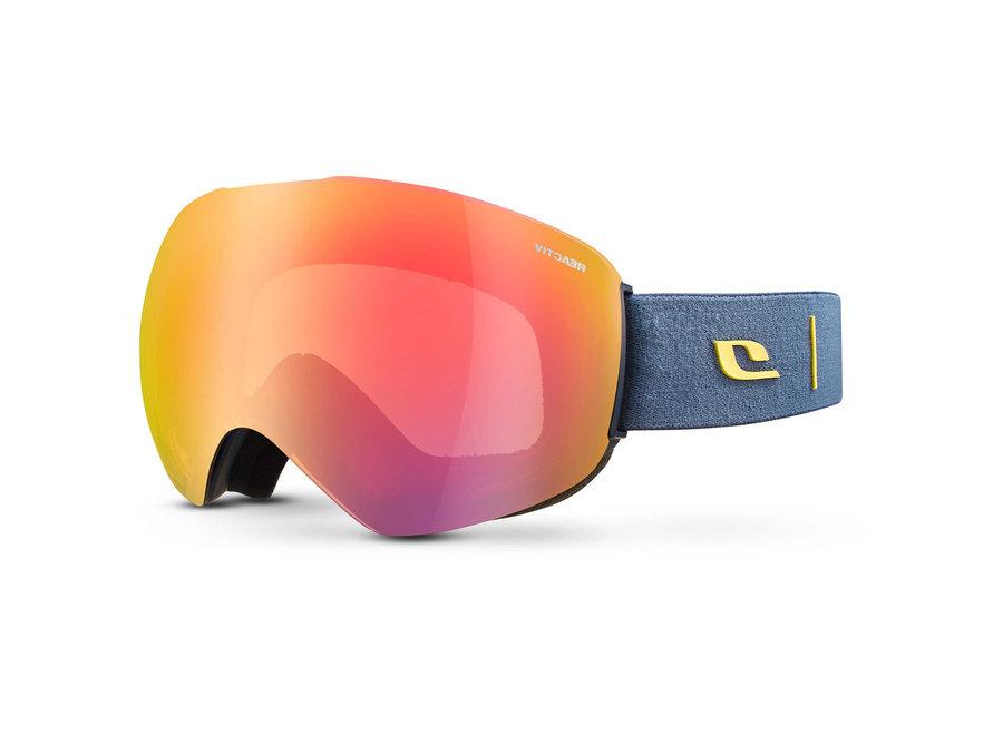 Julbo Skydome Goggles  Grey/Yellow