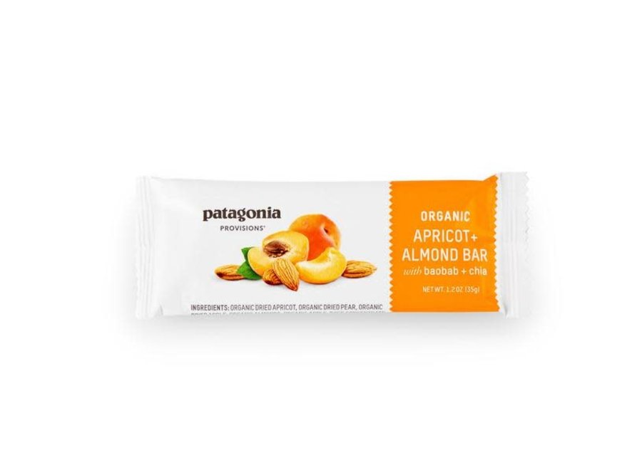 Patagonia Provisions Bar Apricot Almond