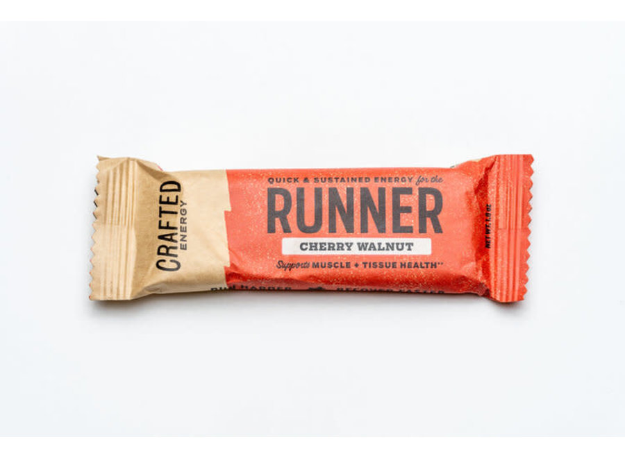 Crafted Energy Runner Bar Cherry Walnut