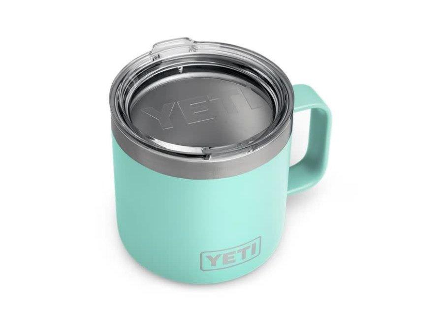 Yeti Rambler 14 oz Mug with Standard Lid