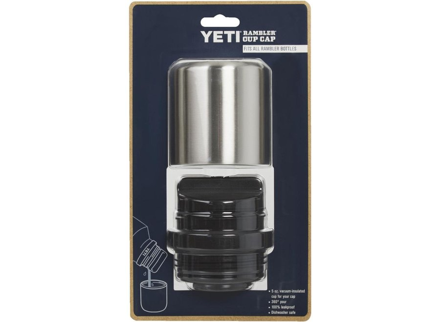 Yeti Rambler Bottle 5 oz Cup Cap