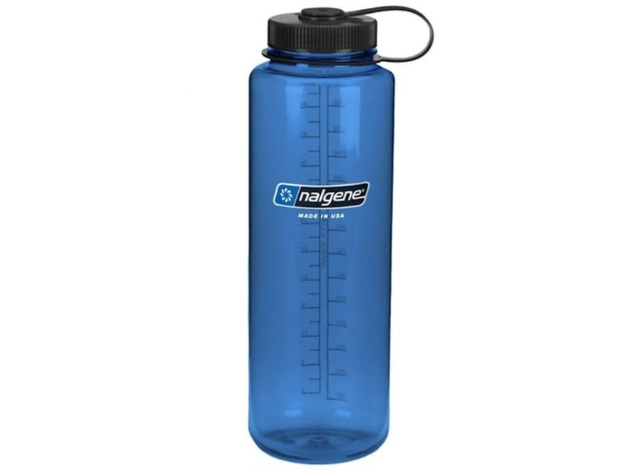 Nalgene Silo Tritan Bottle 48oz Blue WM