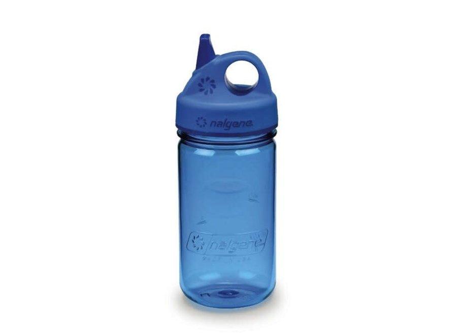 Nalgene Tritan Grip-N-Gulp Blue 12OZ