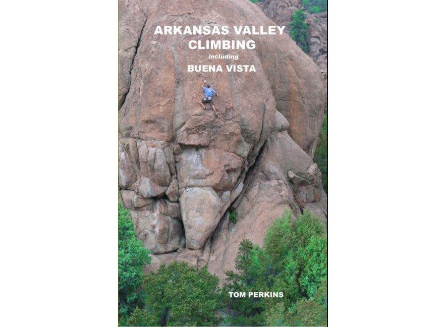 Arkansas Valley Climbing by Tom Perkins