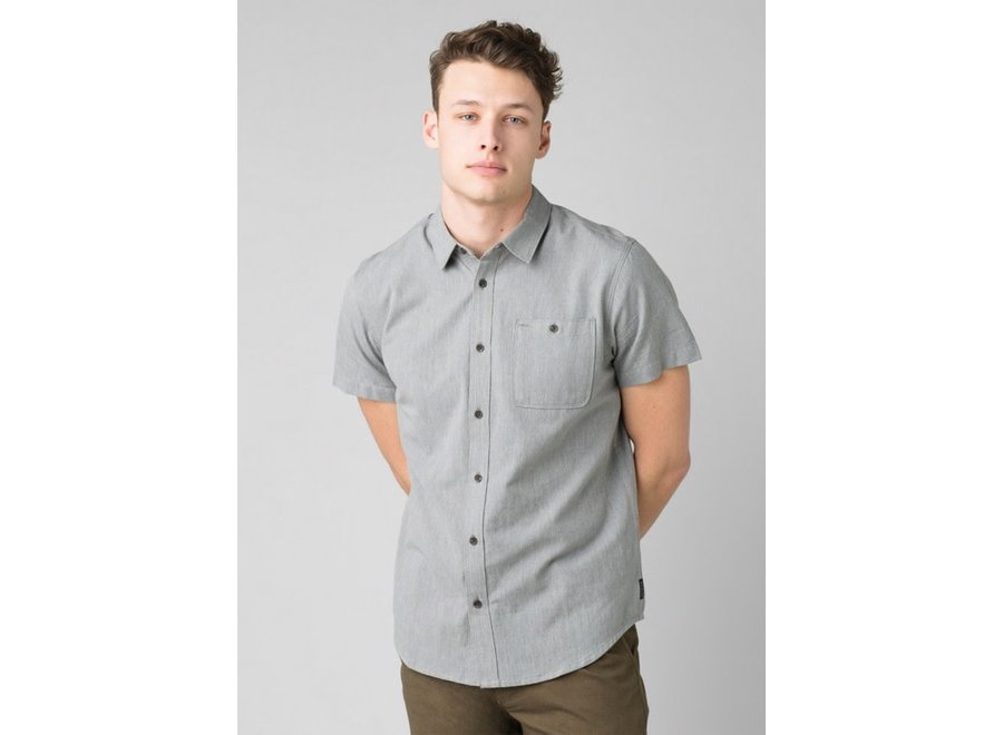 Prana Jaffra Short Sleeve Shirt