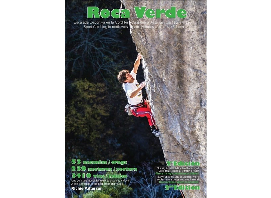 Wolverine Publishing Roca Verde-Spain by Richie Patterson