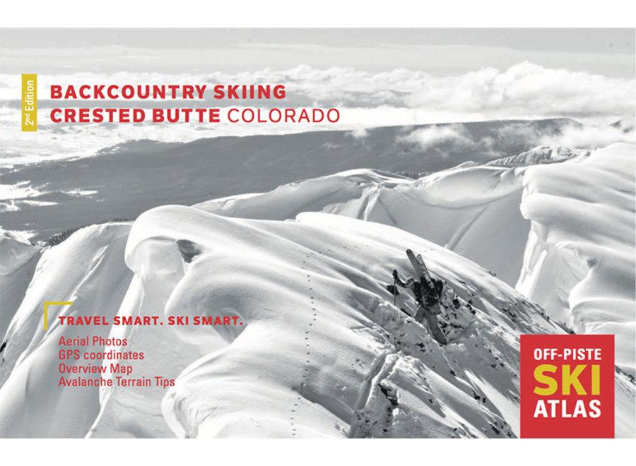 Off Piste Backcountry Skiing Crested Butte Colorado Ski Atlas