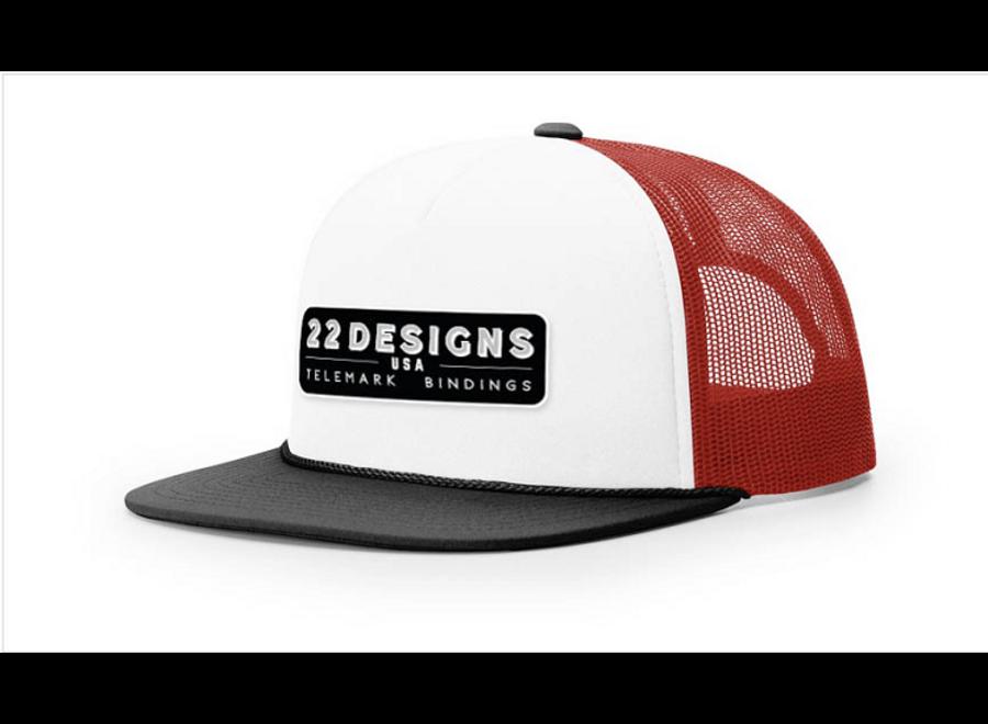 22 Designs Trucker Hat