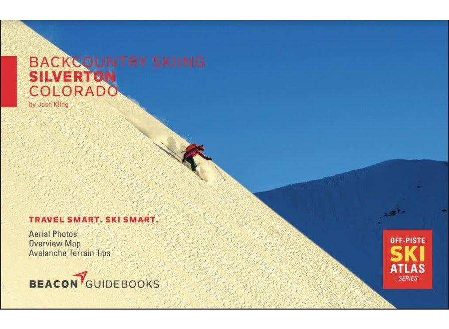 Beacon Guidebooks Backcountry Skiing Silverton Colorado Ski Atlas
