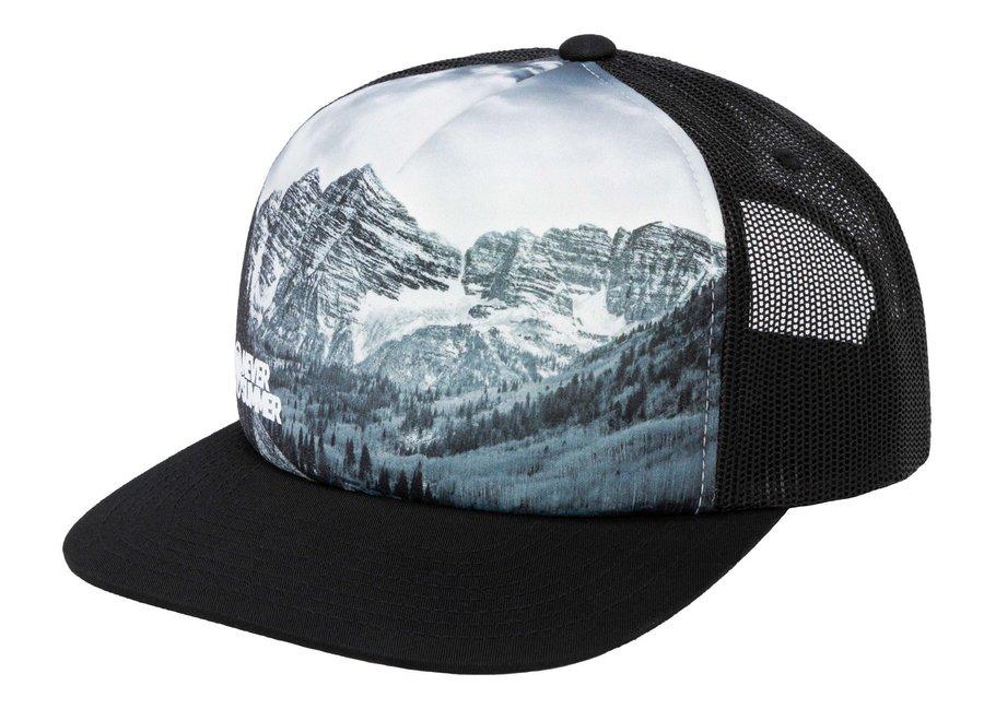 Never Summer Bells Mesh Adjustable Hat