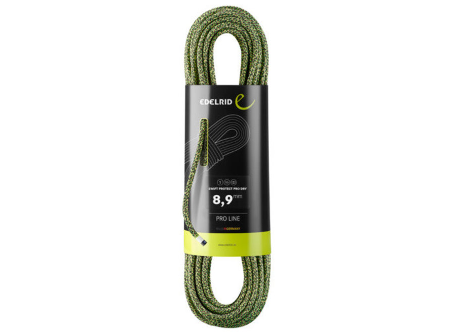 Edelrid Swift Protect Pro Dry Rope 8.9mm
