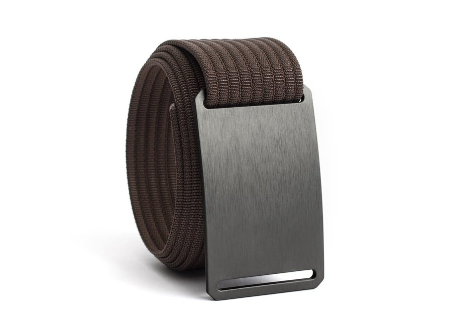 Grip 6 Gunmetal Web Belt