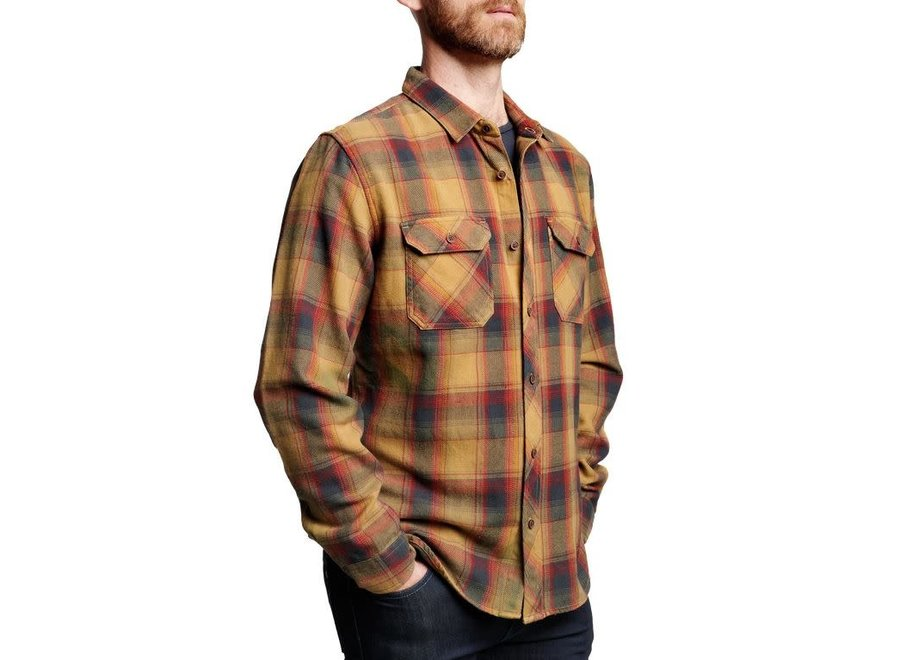 Meridian Line Gobi Flannel LS Clearance