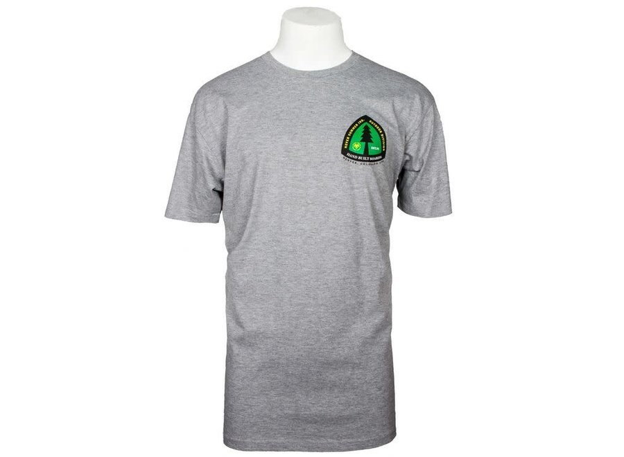 Never Summer Forest SS Tee Clearance