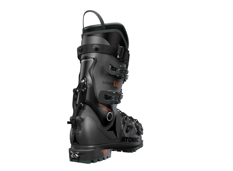 Used Atomic Hawx Ultra XTD 130 Boot 27 Anthracite/Green/Blk 19/20 Clearance