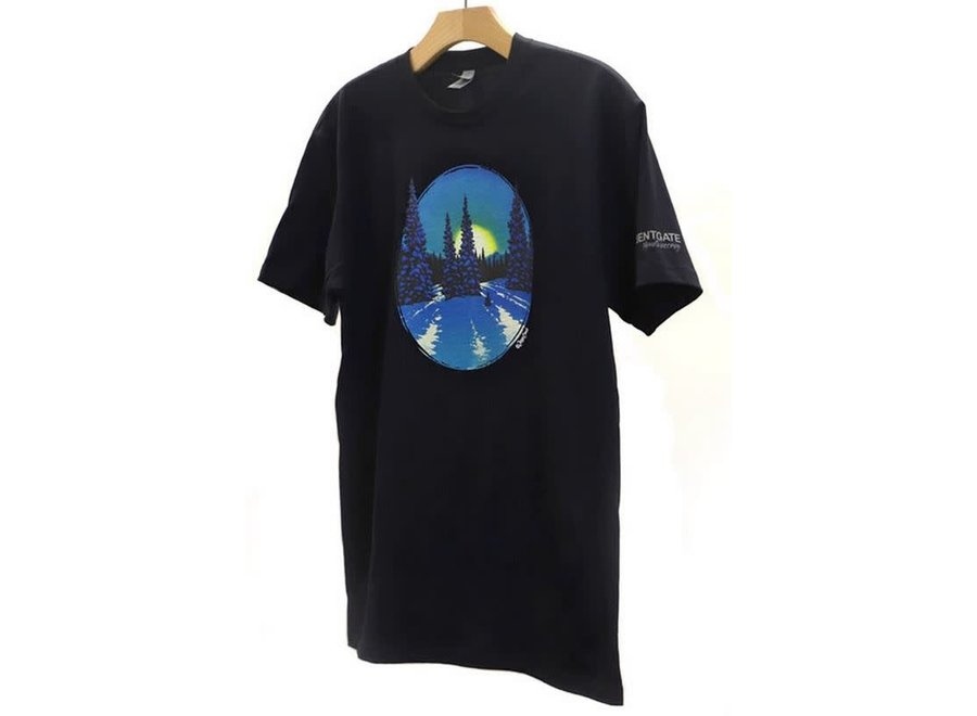 Bentgate Jesse Crock Sun In Pines T-Shirt Clearance