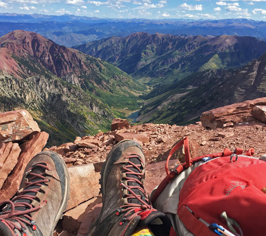 Womens Hiking Boots & Shoes