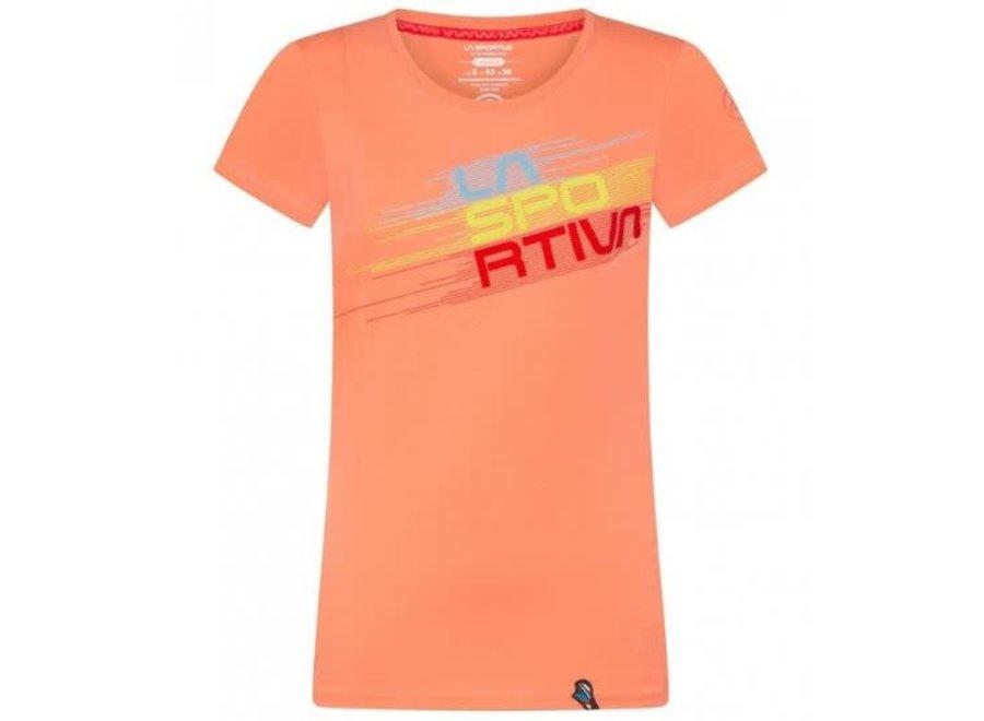 La Sportiva Women's Stripe Evo T-Shirt
