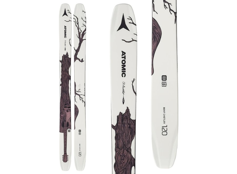 Atomic Bent Chetler Skis 120 19/20 192cm
