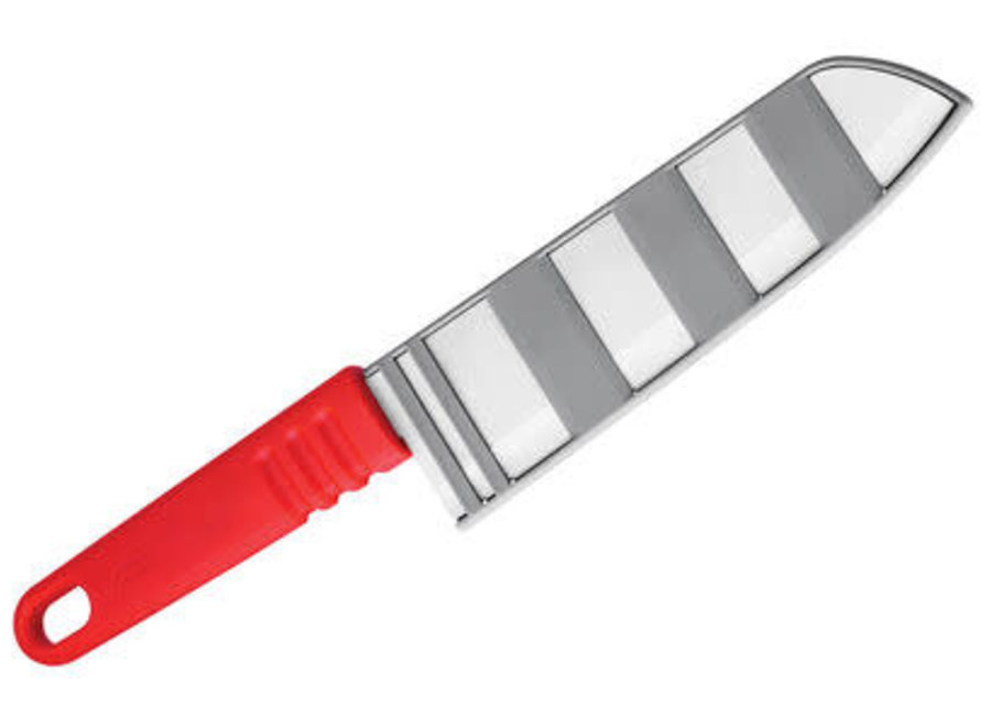 MSR Alpine Chef's Knife Red