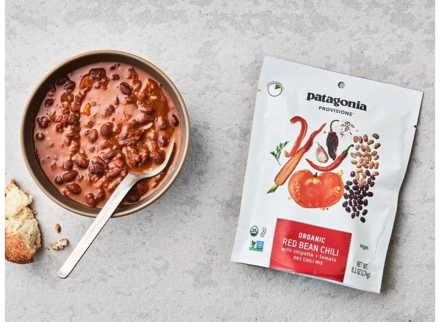Patagonia Provisions Organic Spicy Red Bean Chili