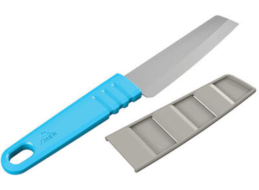 MSR Alpine Kitchen Knife Blue