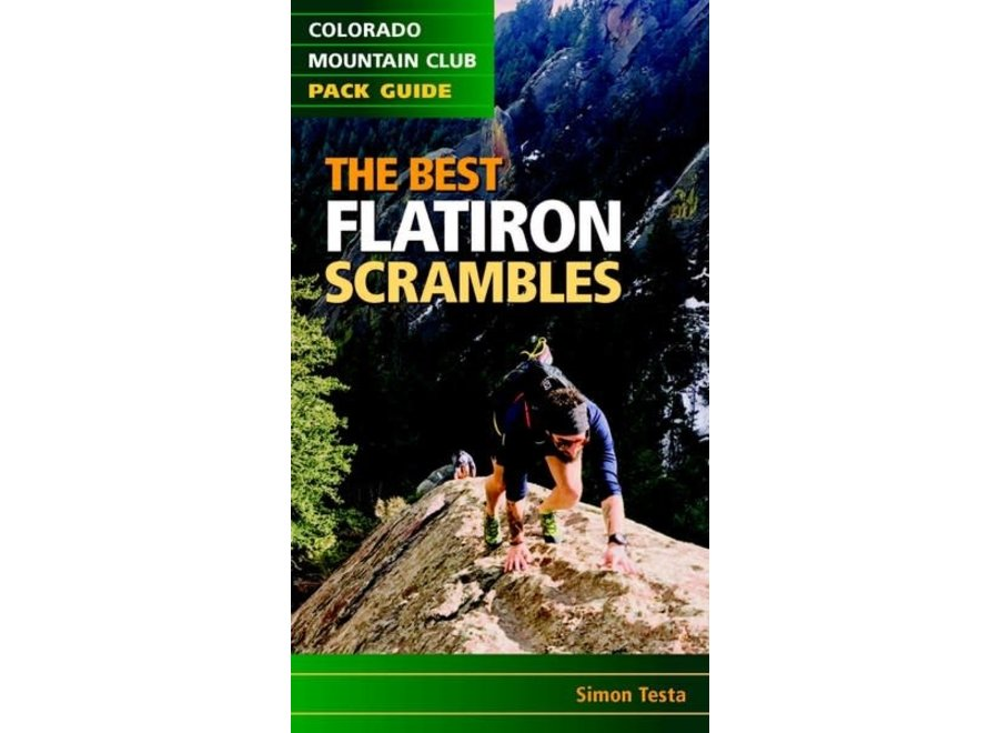 Mountaineer's Books The Best Flatiron Scrambles by Simon Testa