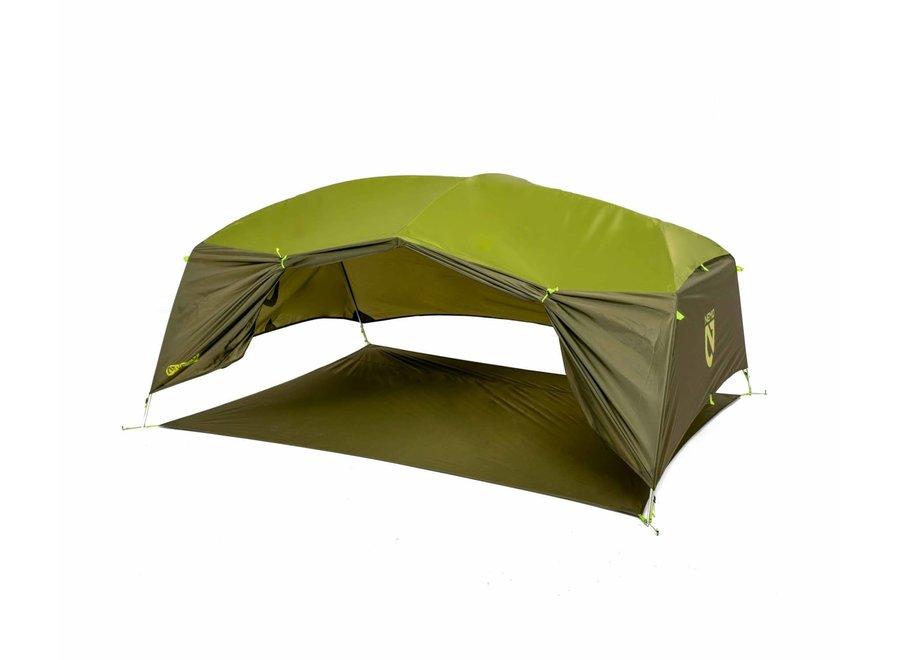 Nemo Equipment Aurora Backpacking Tent & Footprint