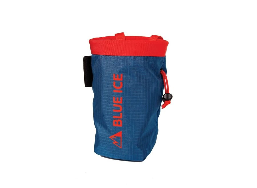 Blue Ice Saver Chalkbag