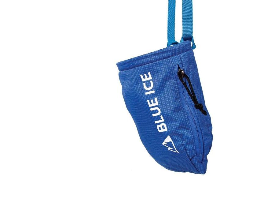 Blue Ice Sender Chalkbag