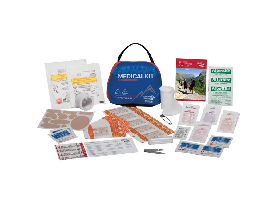 Adventure Medical Kits Mountain Day Tripper Lite First Aid Kit