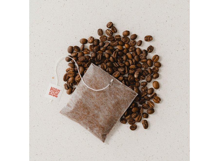 High Side Coffee Brew Bag Medium Roast 7 ct