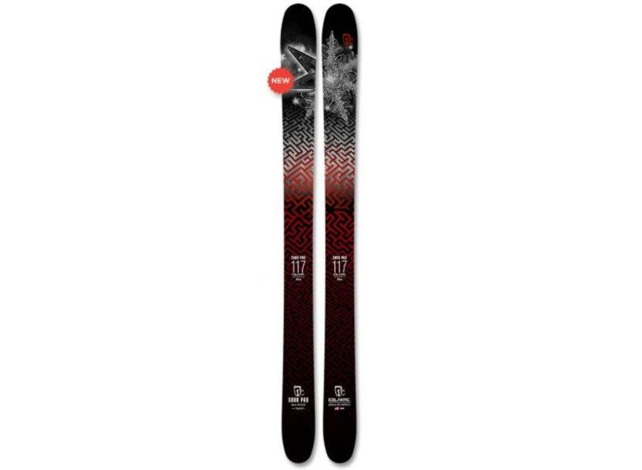 Icelantic Saba Pro 117 Skis 20/21