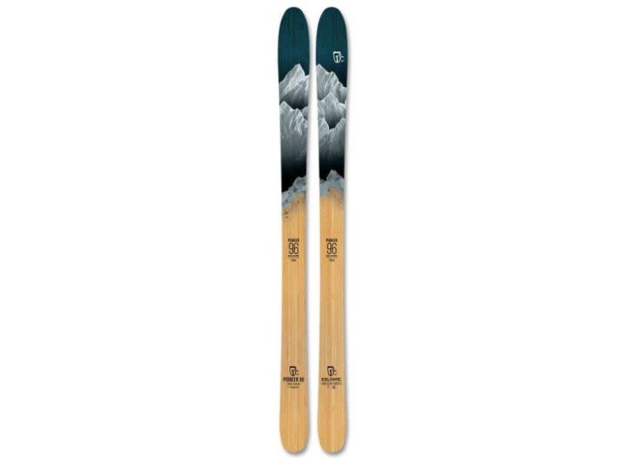 Icelantic Pioneer 96 Skis 20/21
